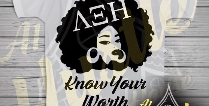 Know your worth glitter shirt
