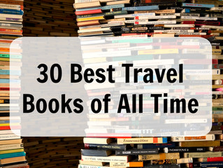 30 Best Travel Books of All Time