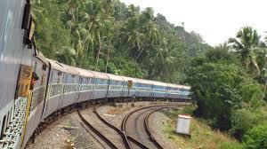 Train in India, sleeper train