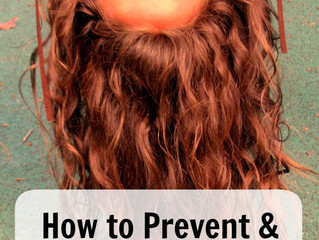 How to Prevent & Remove Head Lice While Travelling