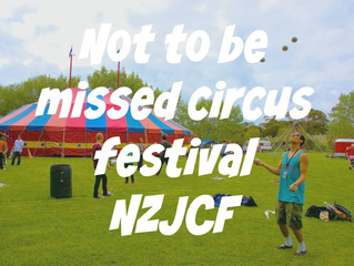 Not to be missed circus festival NZJCF