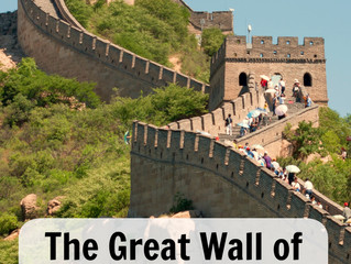 The Great Wall of China – Free Camping on the Wall Part 1