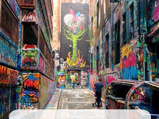 Explore Melbourne Street Art