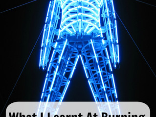 What I Learnt At Burning Man That Changed The Way I Travel - Part 1. What Is This Burning Man Thing