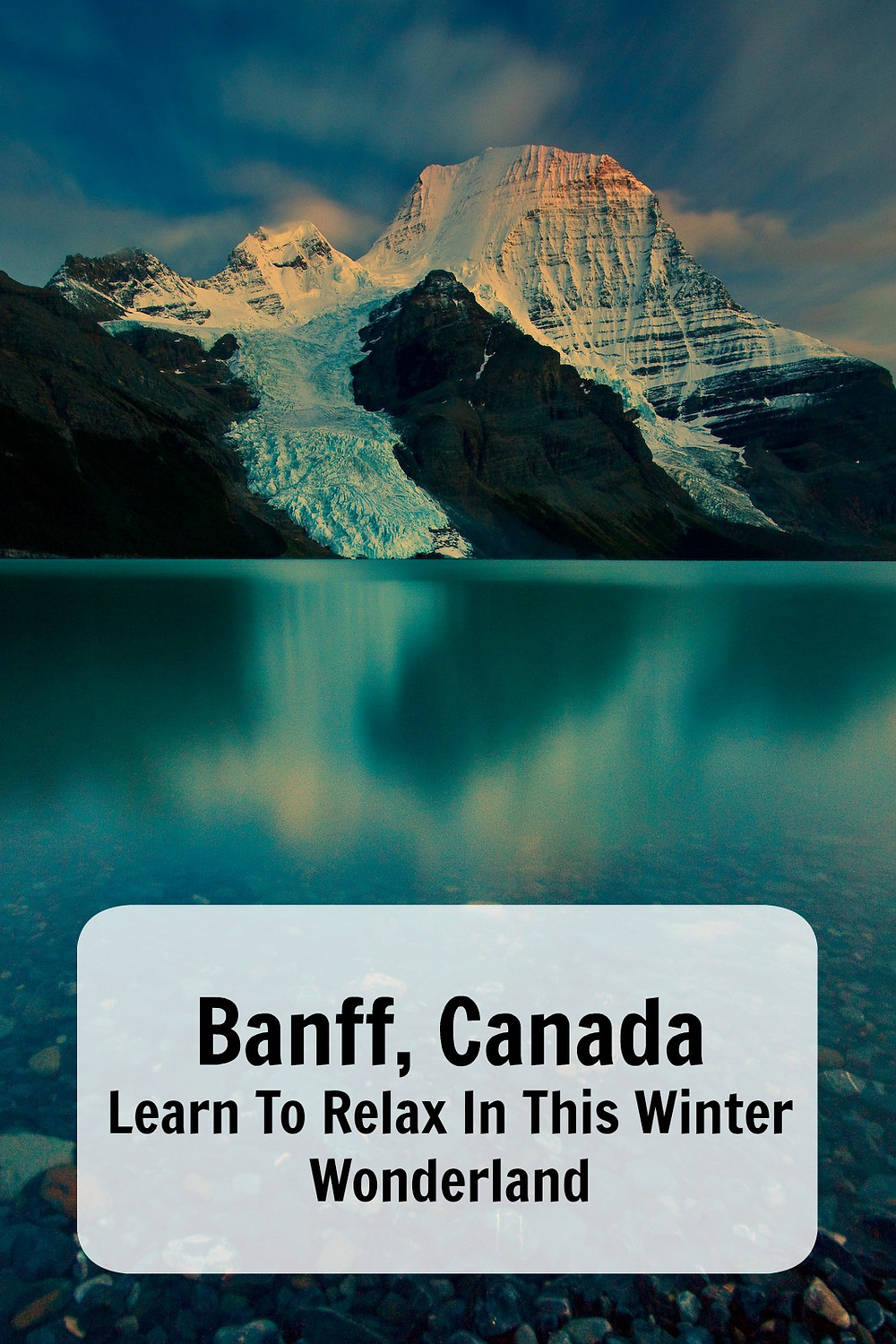 Travel guide to Banff, Canada