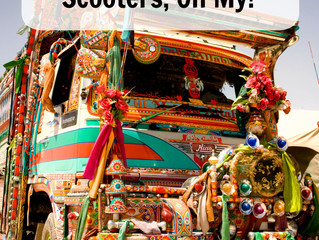 India – Elephants, Taxis and Scooters, Oh My!