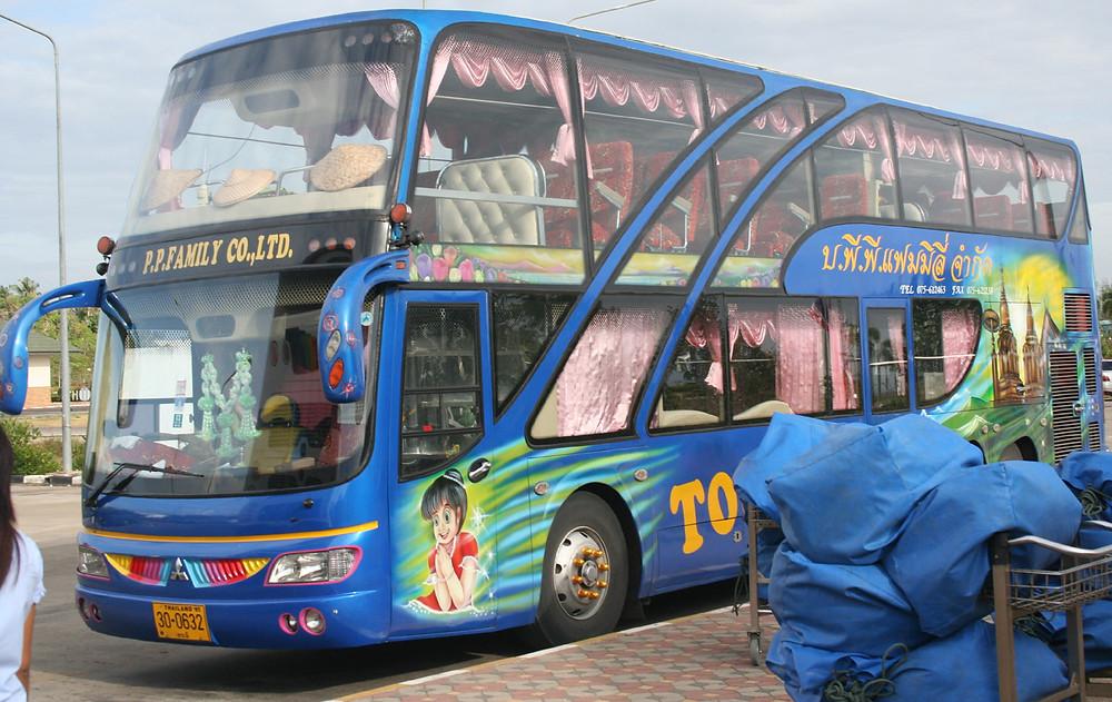 Sleeper Bus