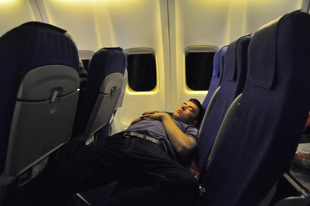 travel tips flying