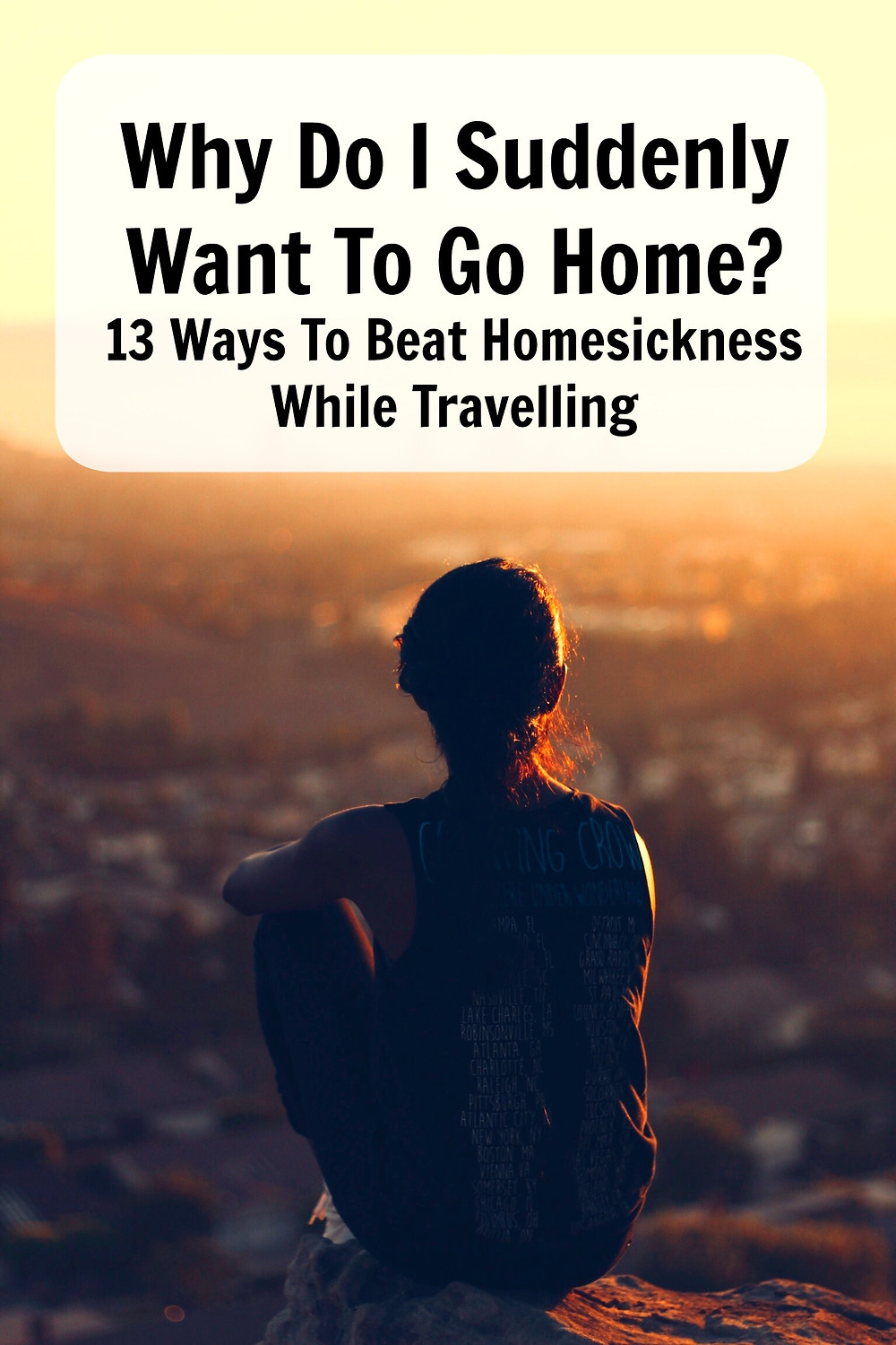 13 ways to beat homesickness while travelling