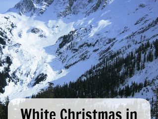 White Christmas in the Rockies. – How to make the most of Christmas away from home.