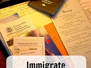 Immigrate painlessly with this 9 point checklist