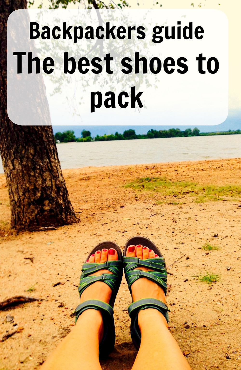 Backpacker guide - the best shoes to pack