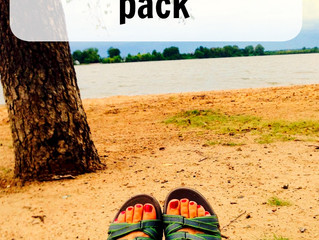 Backpackers guide - The best shoes to pack