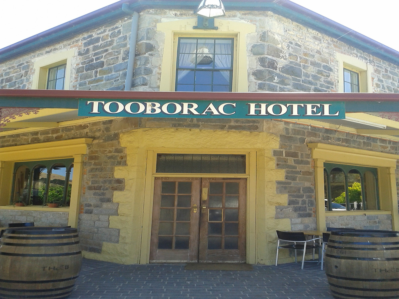 Tooborac hotel