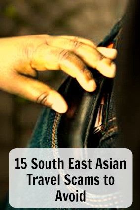 South East Asian travel scams to avoid