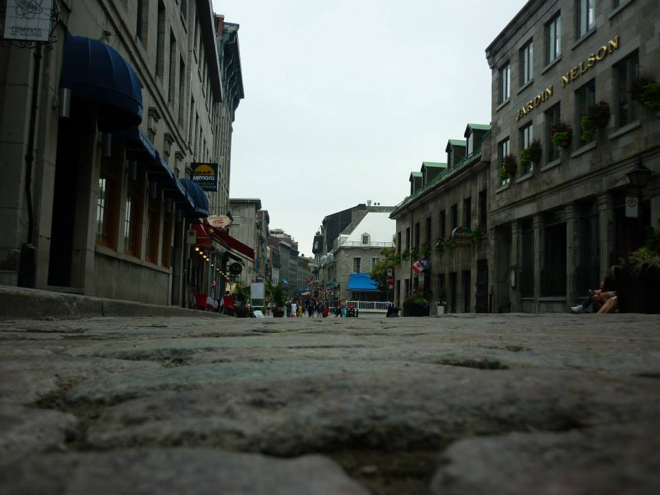 Visit the historic quarter of Montreal