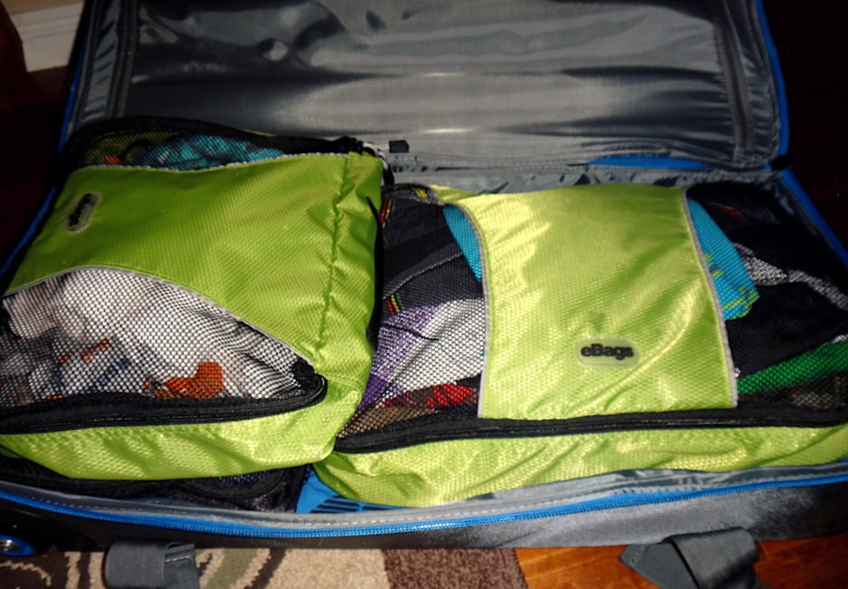 How to pack for maxamum space