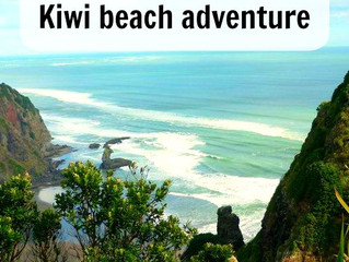 Mercer Bay -The best, authentic Kiwi beach adventure