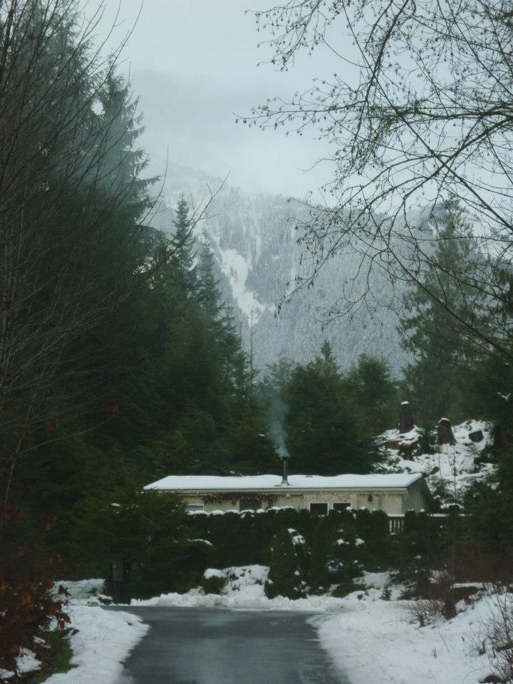 Mt. Baker cabins