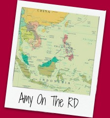 Amy on the RD - The Beginning - You Don't Need to Be Brave to Travel