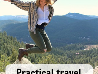 Practical travel clothing – how to not look like a tourist
