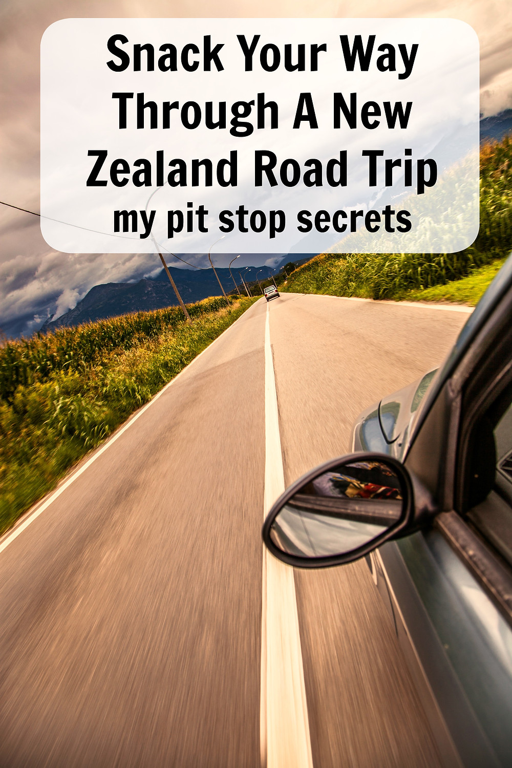 Snack your way through a NZ Rd trip