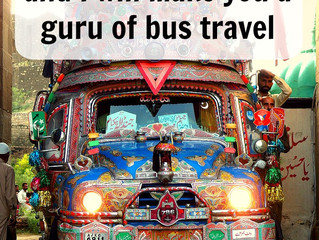 Give Me Five Minutes And I Will Make You A Guru of Bus Travel