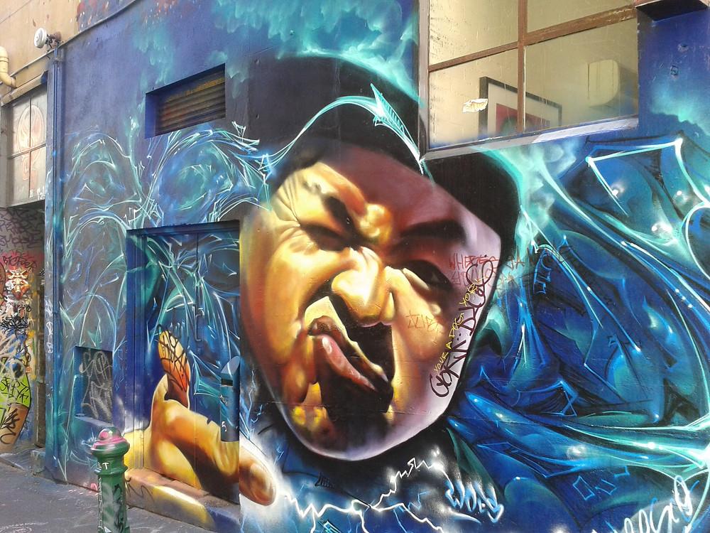 Melbourne st art