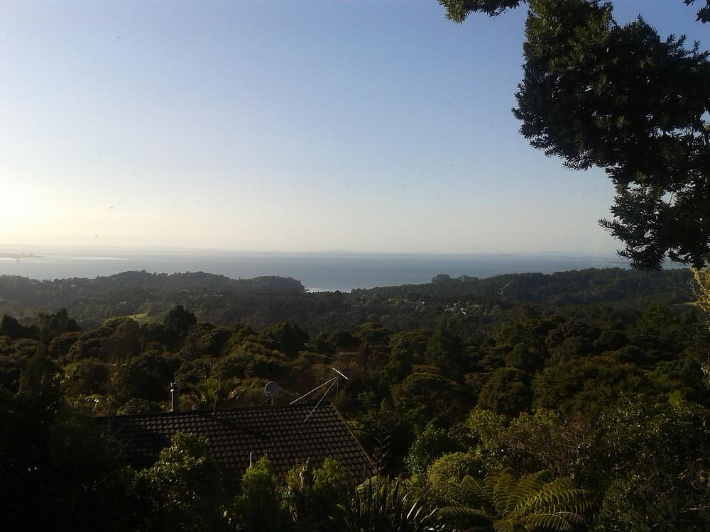 Waitakeri Rangers View