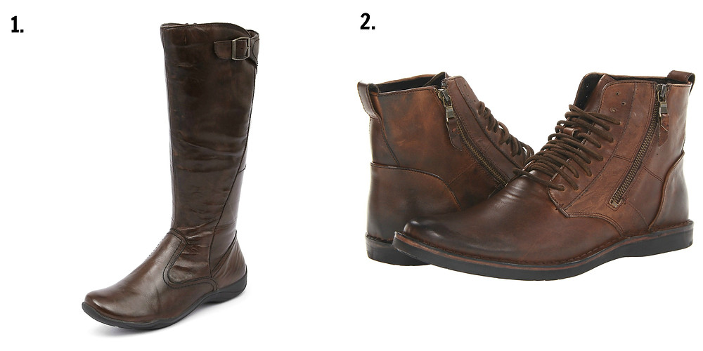 what boots should I take traveling?