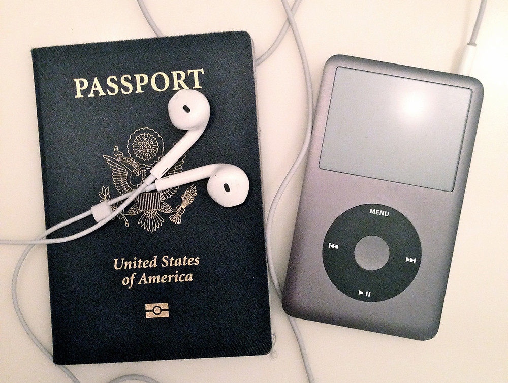 Backpackers playlist