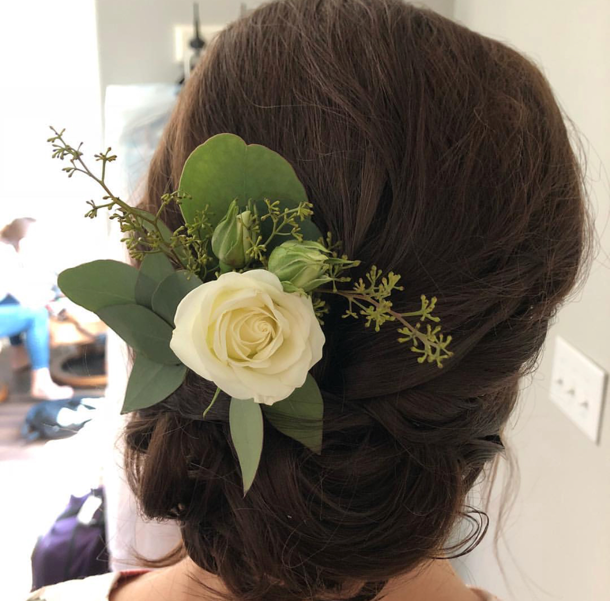 Country Elegance Updo