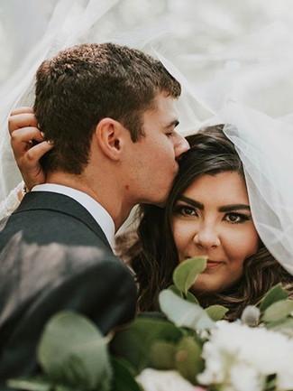 on location wedding makeup