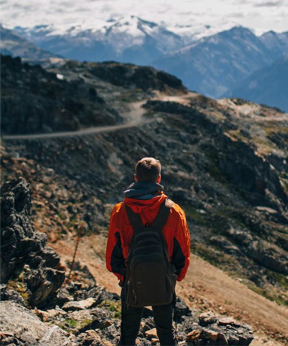 Access Point: Strive Forward or Settle | Blog post by James McPartland | Speaker, Author, Executive Coach
