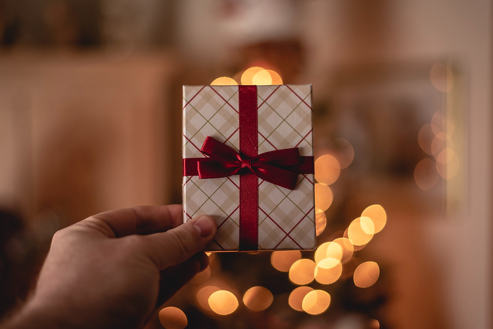 This holiday season, give the gift of YOU! | Blog post by James McPartland | Speaker, Author, Executive Coach