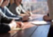 Executive leadership meeting