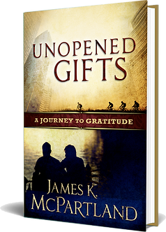 Unopened Gifts Book 1 by James McPartland