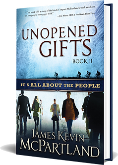 Unopened Gifts Book 2 by James McPartland