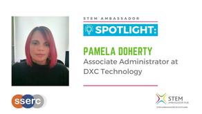 Spotlight: Pamela Doherty, Associate Administrator at DXC technology