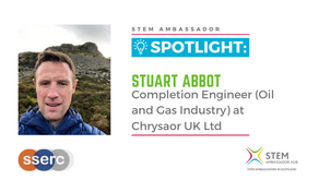 Spotlight: Stuart Abbot, Completion Engineer (Oil and Gas Industry) at Chrysaor UK Ltd