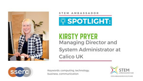 Spotlight: Kirsty Pryer, Managing Director & System Administrator at Calico UK