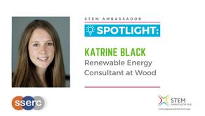 Spotlight: Katrine Black, Renewable Energy Consultant at Wood