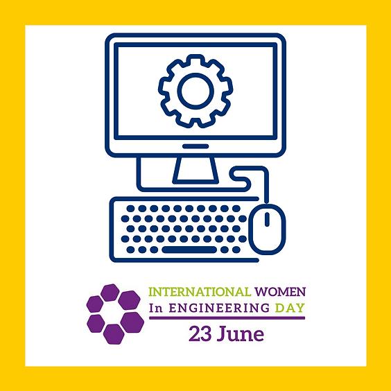 Spotlight Live! International Women in Engineering Day