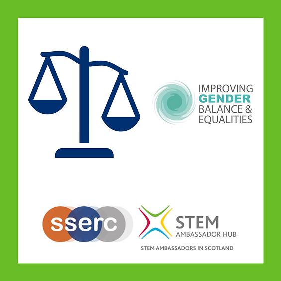 Improving Gender Balance and Equalities Workshop