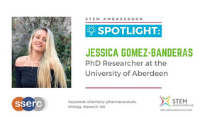 Spotlight: Jessica Gomez-Banderas, PhD Researcher at the University of Aberdeen