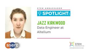 Spotlight: Jazz Kirkwood, Data Engineer at Altelium