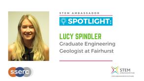 Spotlight: Lucy Spindler, Graduate Engineering Geologist at Fairhurst