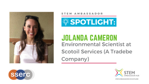 Spotlight: Jolanda Cameron, Environmental Scientist at Scotoil Services (A Tradebe Company)