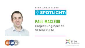 Spotlight: Paul MacLeod, Project Engineer at VERIPOS Ltd