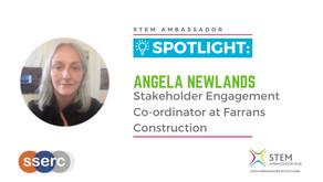 Spotlight: Angela Newlands, Stakeholder Engagement Coordinator at Farrans Construction